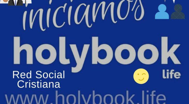 Acerca de Red Social Cristiana HolyBook.Life
