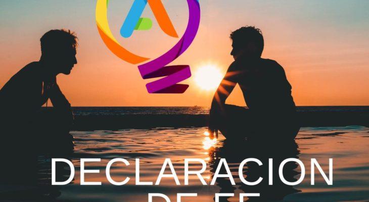 DECLARACIÓN DE FE