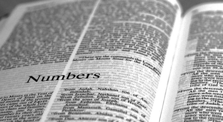 EL Antiguo testamento en audio Libro de Números