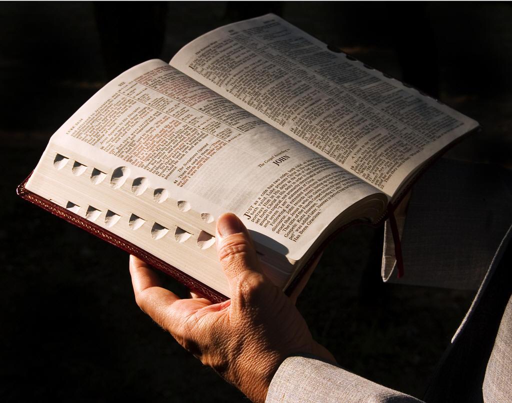ESTUDIO DE LA BIBLIA COMO INICIAR