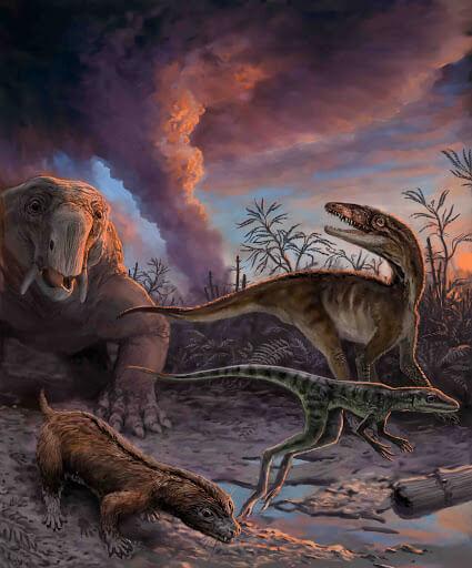 ¿PorquénoestánlosdinosauriosenlaBiblia