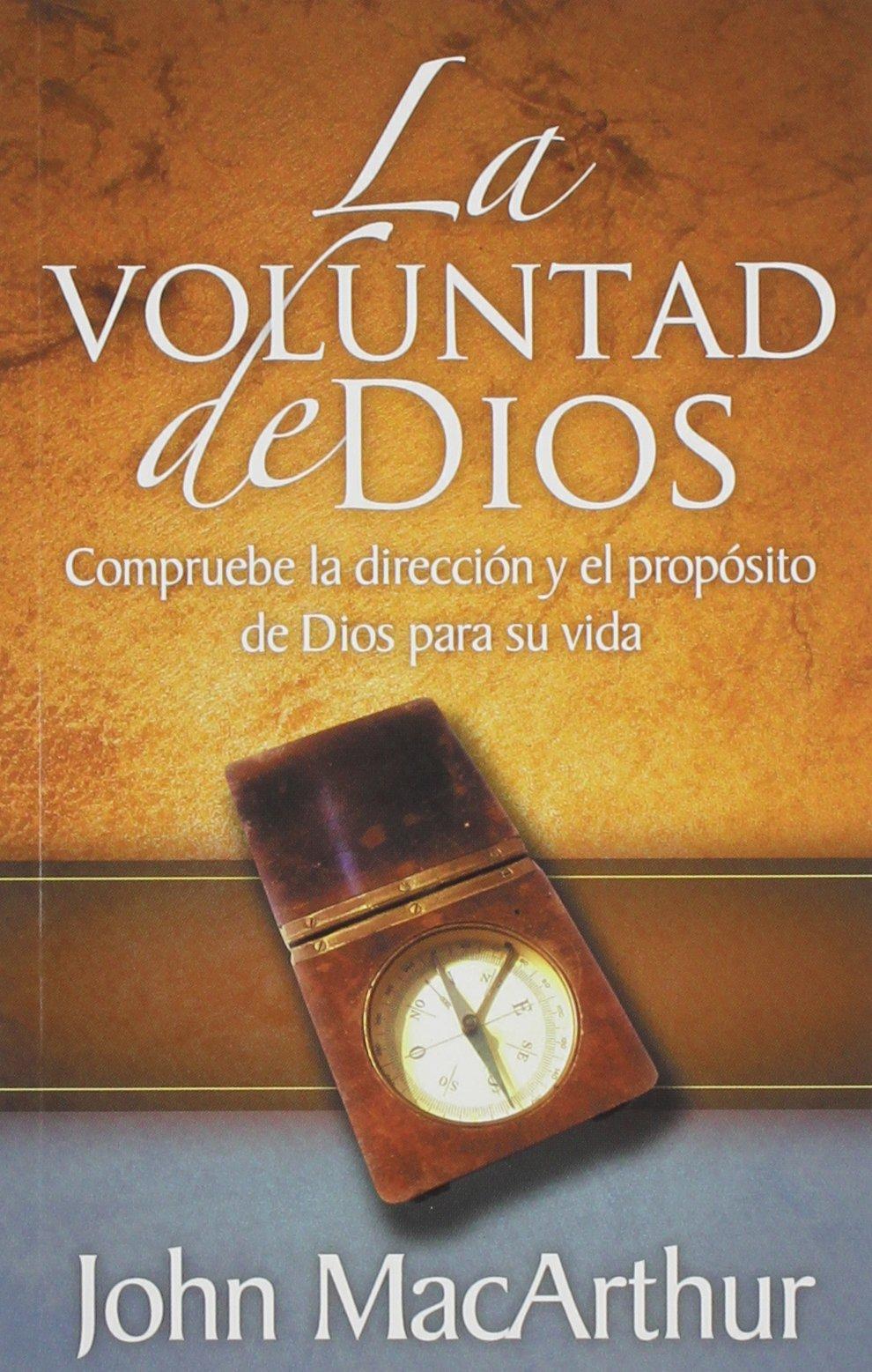 Conociendo la voluntad de Dios Libro PDF