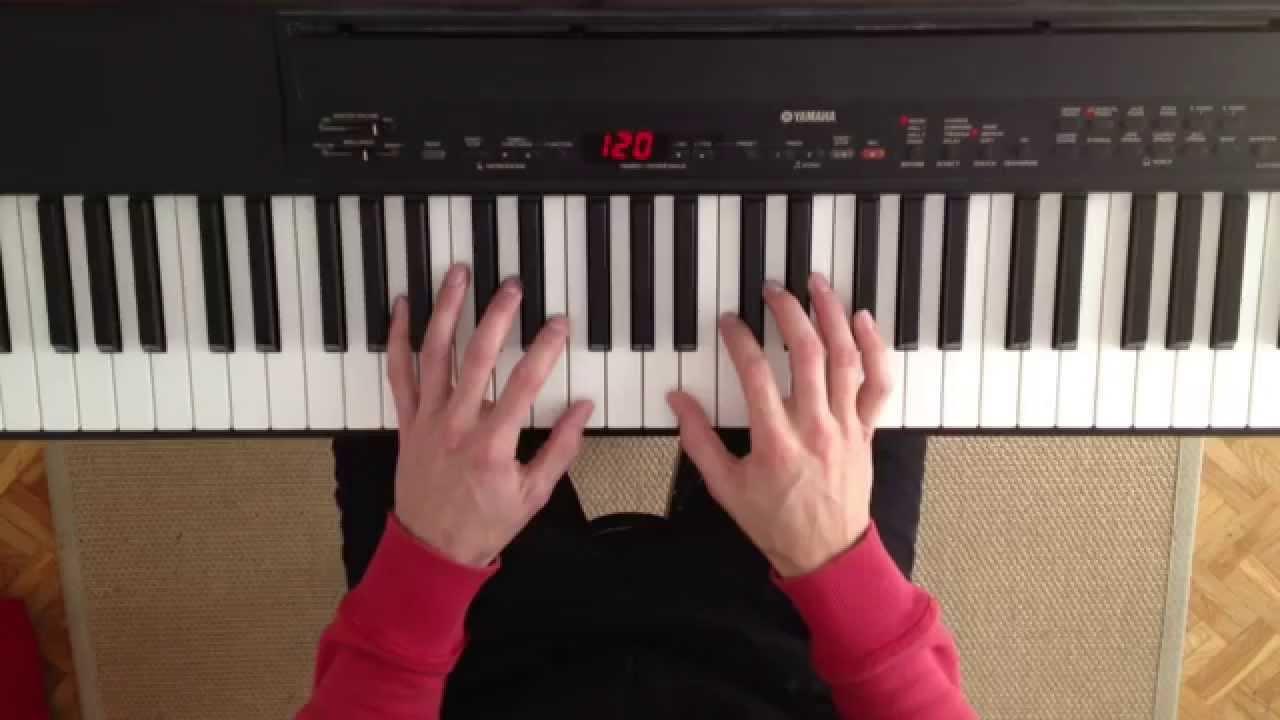 Curso de piano para principiantes