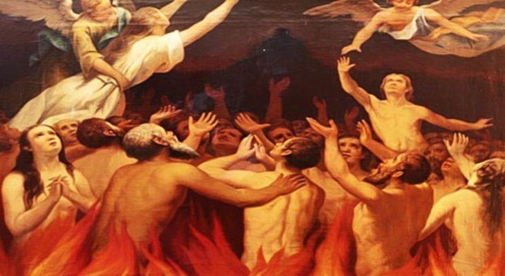 El purgatorio y la misa  Análisis breve sobre esta creencia