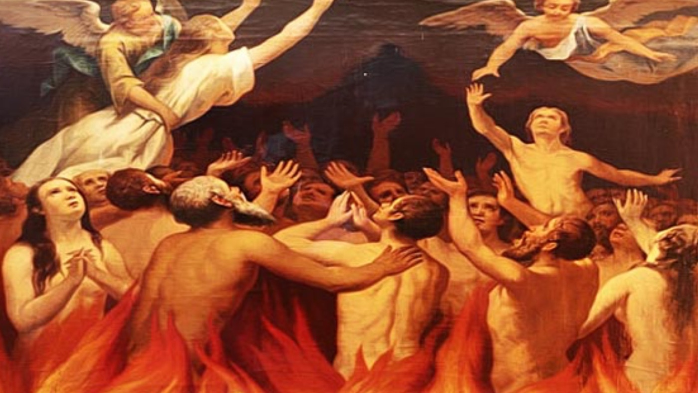 El purgatorio y la misa / Análisis breve sobre esta creencia