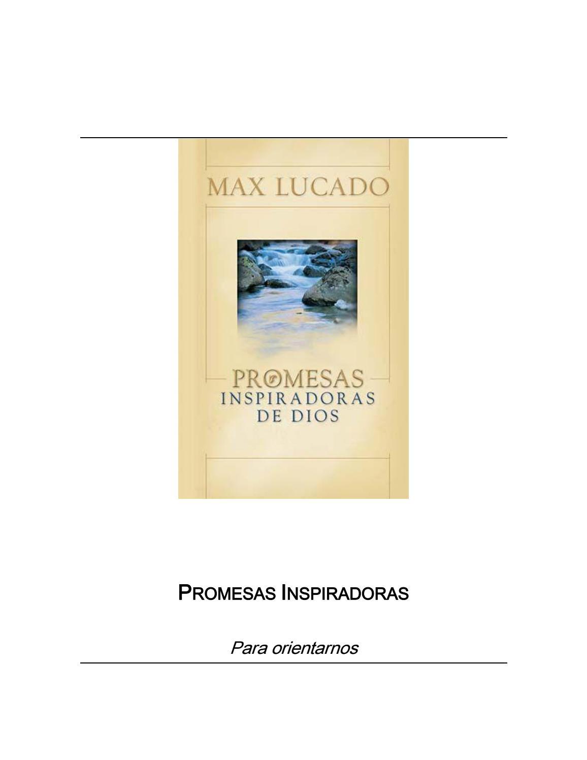 PROMESAS INSPIRADORAS DE DIOS