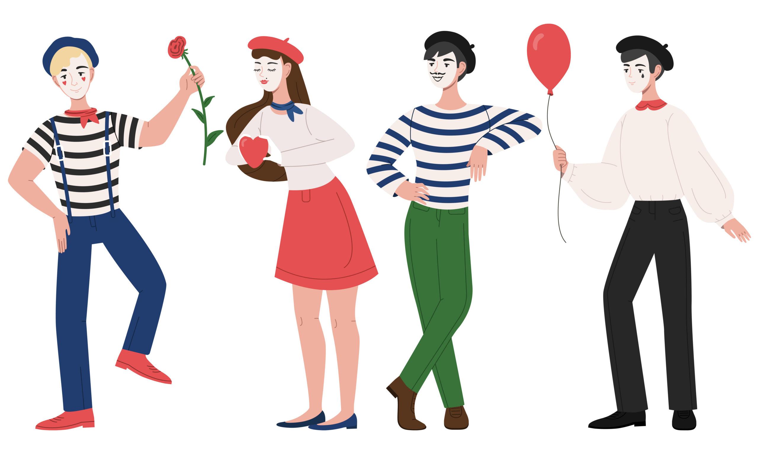 Taller de Pantomima y Mimo Completo y Gratis