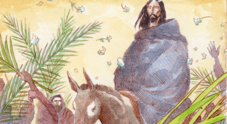 ¿QUÉ SIGNIFICA QUE A JESÚS SE LE LLAME HIJO DEL HOMBRE