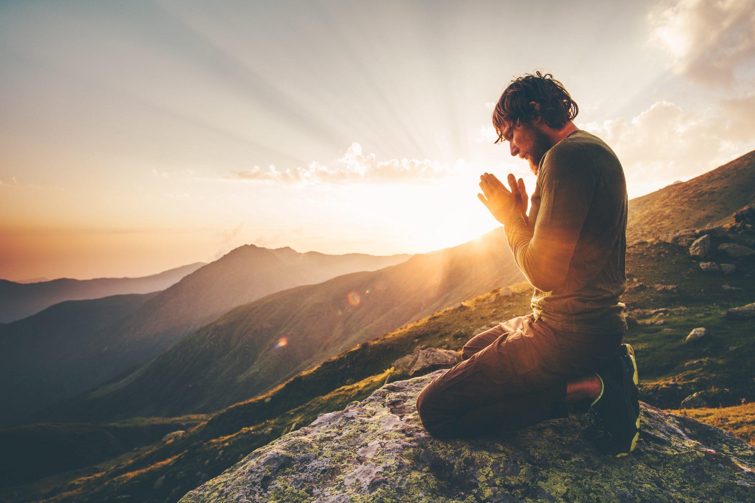 La oración, un regalo de Dios