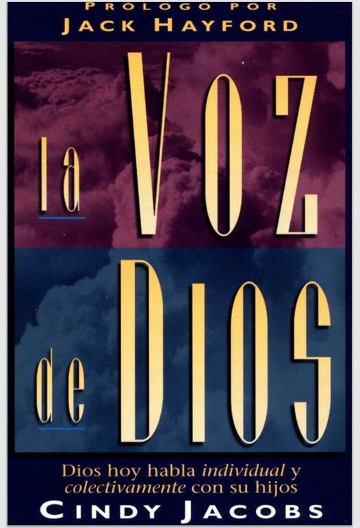 LA VOZ DE DIOS (HABLA DIOS HOY)