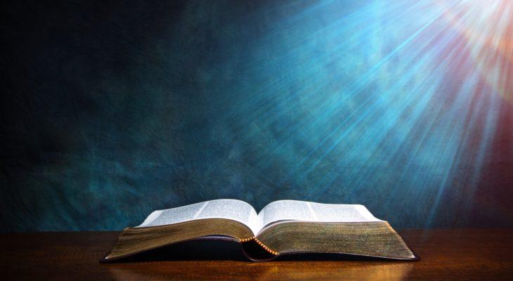 La Biblia viene de Dios