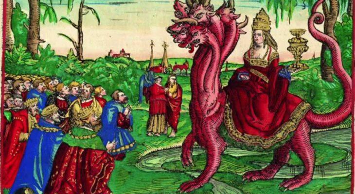 ¿Qué dice la Biblia sobre la ramera en Apocalipsis 17
