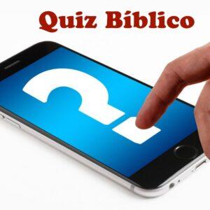 quiz biblico