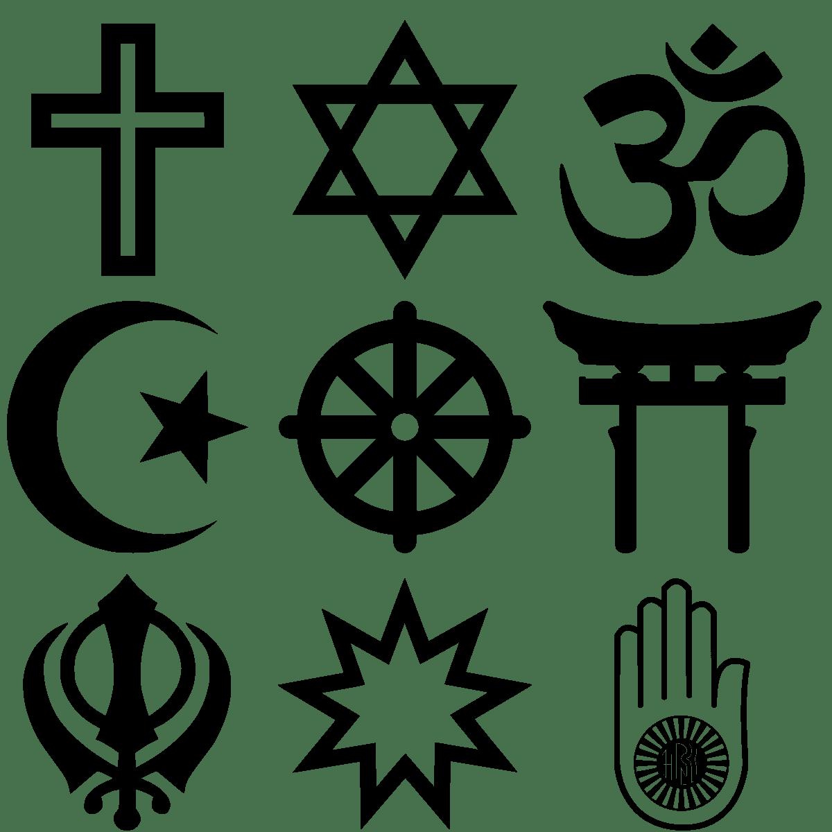 ¿Por qué hay muchas religiones en el mundo?
